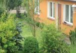 Location vacances Borne Sulinowo - Holiday home Czaplinek Walecka-1