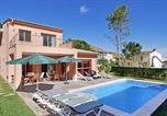 Location vacances Cala Sant Vicenç - Villa Marioma-1