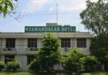 Hôtel Mandalay - Mya Mandalar Hotel-4