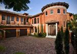 Location vacances Lake Worth - East Ocean Five-Bedroom Villa 603-2