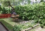 Location vacances Hoppegarten - Ferienwohnung mit Garten-2