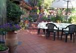 Hôtel Zafferana Etnea - Villa Rosa Etna Bed & Breakfast-3