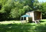 Camping Bude - Dartmoor Shepherds Huts-2