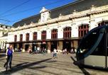 Location vacances Floirac - Studio Gare Saint Jean-4