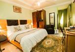 Hôtel Abuja - Inti's Royal Suite-3