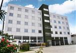 Hôtel Ponta Grossa - Hotel Buganville Express-4