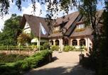 Hôtel 4 étoiles Ottrott - Hostellerie La Cheneaudière & Spa-1
