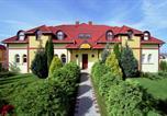 Hôtel Eger - Villa Citadella Wellness Panzió-2