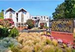 Hôtel Cupertino - Corporate Inn Sunnyvale-2