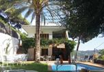 Location vacances Sant Cebria de Vallalta - Holiday home St Cebria de Vallalta 12 with Outdoor Swimmingpool-2