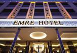 Hôtel Şirinyer - Emre Beach Hotel-1