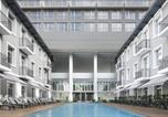 Hôtel Villa Dominico - Ch Madero Urbano Suites-4