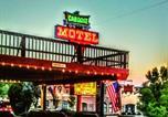 Hôtel Durango - Caboose Motel & Gift Shop-1
