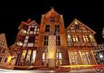 Hôtel Genthin - Exempel Schlafstuben und Altstadtpension-1