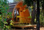 Camping avec Piscine couverte / chauffée Fréjus - Camping de La Pascalinette-3