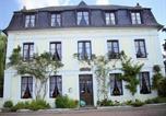 Hôtel Caudebec-en-Caux - Chambres d'hotes la Bergerie-2