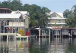 Location vacances Bocas del Toro - Cabaña Delfín-4