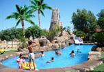 Camping avec Parc aquatique / toboggans Espagne - Camping Le Spa Natura Resort-1