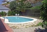Location vacances Sant Cebria de Vallalta - Holiday home H. De Fragata Numancia-4
