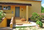 Location vacances Correns - Four-Bedroom Holiday Home Cotignac-1