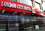 Hôtel Dubai - London City Hotel-3