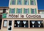 Hôtel Saint-Mandrier-sur-Mer - Le Barock-3