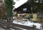 Location vacances Sankt Gilgen - Appartement am Schilift-1