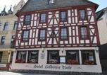 Hôtel Büchenbeuren - Hotel Silberne Rose-1