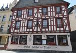 Hôtel Rheinböllen - Hotel Silberne Rose-1