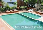 Villages vacances San Pa Pao - Life Up Resort&Spa-1