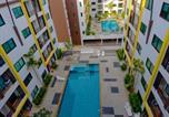 Hôtel Kathu - Ratchaporn Place Service Apartment by Baan Maksong-2