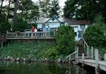 Villages vacances Lake George - Glenmoore Lakeside Lodge-1