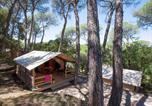 Camping avec Site nature Montfrin - Camping Le Mas de Reilhe-4