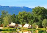 Camping avec Piscine couverte / chauffée Châtillon-en-Diois - Vivacamp Lac Bleu-3