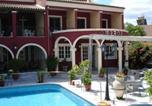 Hôtel Gouvia - Hotel Omiros-1