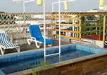 Hôtel Playa del Carmen - Humble Bumble Hostel-4