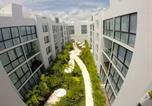 Location vacances Playa del Carmen - Ocean Two Bedroom Beach Front-3