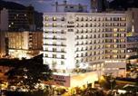 Hôtel Blumenau - Plaza Blumenau Hotel-4