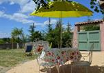 Location vacances Saint-Pons - Holiday Home Vakantiehuis - Villeneuve De Berg-3