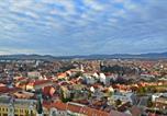Location vacances Veszprém - Panorama View Apartment-1