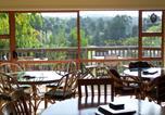 Hôtel Te Kuiti - Waitomo Caves Guest Lodge