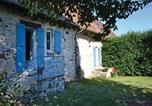 Location vacances Hautefort - Holiday home Lussaud, Genis N-636-4