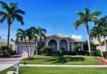 Location vacances Marco Island - Twin Oak Holiday Home 1120-1
