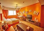 Location vacances Pékin - Sleep with me Orange Magic-4