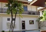 Location vacances Don Sak - Sibaja Palms Sunset Beach Luxury Villa-1