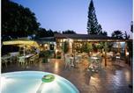 Hôtel Πεταλουδες - Comfort Asterias Hotel-4