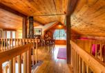 Location vacances Deadwood - Cabin at Green Mountain-4