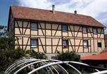 Hôtel Gerstheim - Chambres d'hôtes Chez Dany-4