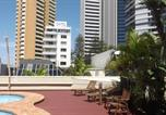 Hôtel Biggera Waters - Promenade Apartments Gold Coast-4