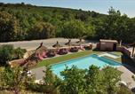 Camping avec Site nature Saint-Nazaire - Camping Mas Llinas-1
